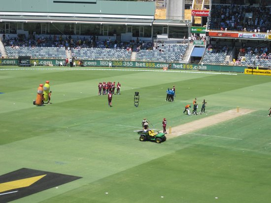 WACA Ground: View of the pitch