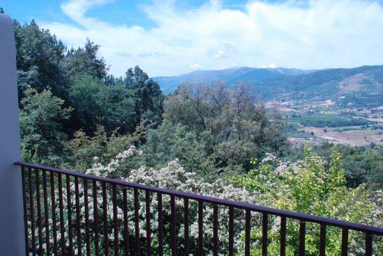 Pousada Convento de Belmonte: Uitzicht van kamer