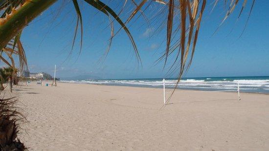Playa de Morro de Gos: sauberer Strand