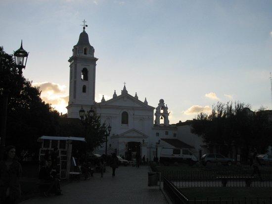Recoleta: Igreja Nossa Senhora do Pilar