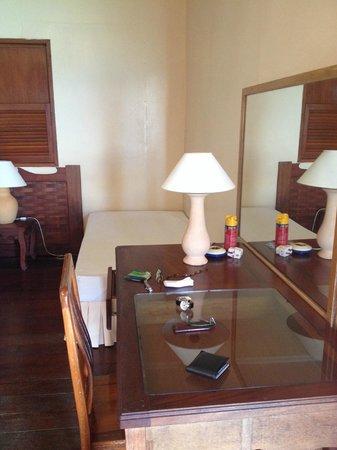 Sipadan Water Village Resort: Desk