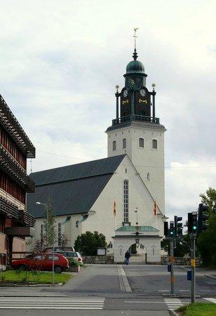 Skelleftea, Sweden: храм