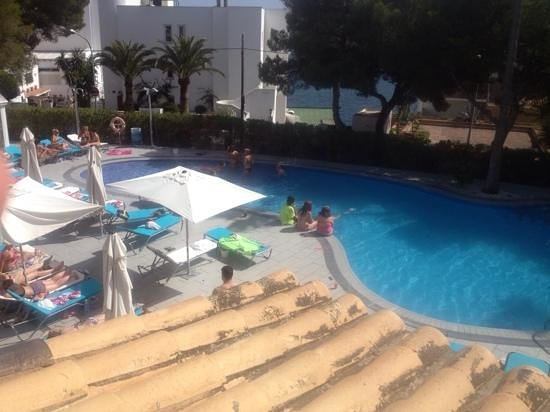 Sotavento Apartments: pool area