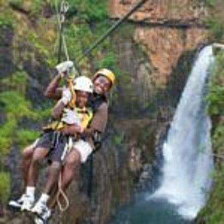 Mangela Animal Touch Farm: Canopy Tours
