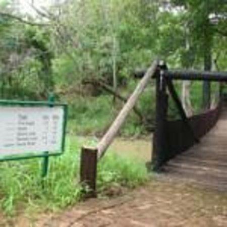 Mangela Animal Touch Farm: Hicking Trails