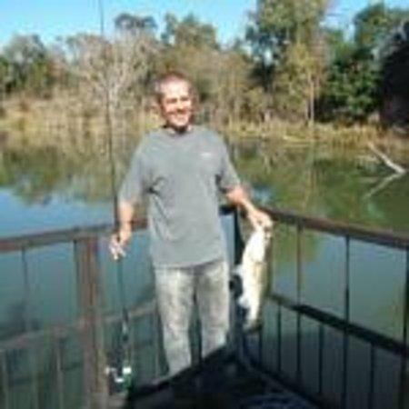 Mangela Animal Touch Farm: Fishing
