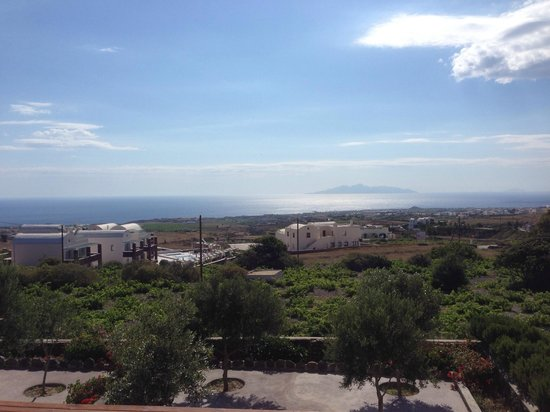 Anessis Apartments : The view from my Balcony