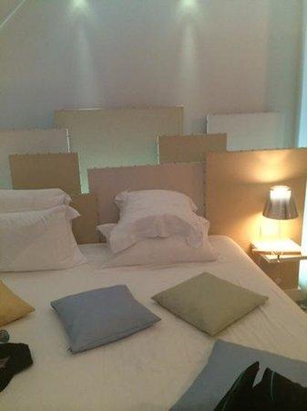 Hôtel Design Secret de Paris: quarto maior
