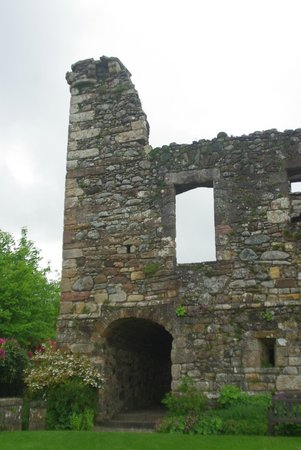 Castle Campbell: Castle Cambell