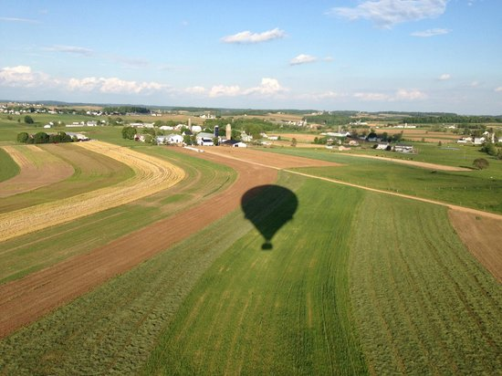 Dillsburg (PA) United States  city pictures gallery : ... views Picture of The United States Hot Air Balloon Team, Lancaster