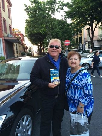 Sorrento Silver Star Tours: Silver Star recommended in Rick Steves!
