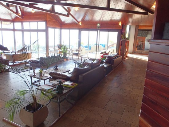 Diana Dea Lodge : Lobby