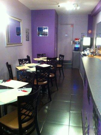 Reims Hôtel : Breakfast Room