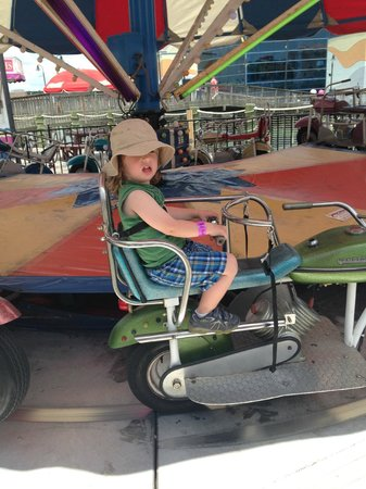 Broadway at the Beach: Carnival Rides