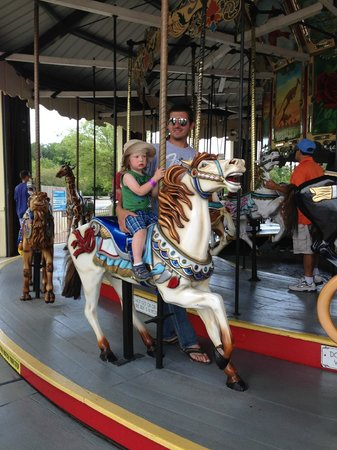 Broadway at the Beach: Merry Go Round