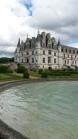 City Wonders: Chateau de Chenonceau