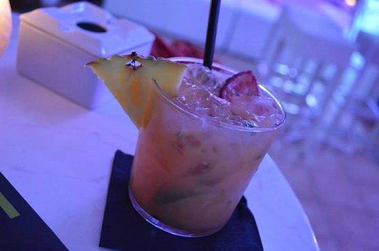 Mint Lounge : Cocktails at mint bar ibiza