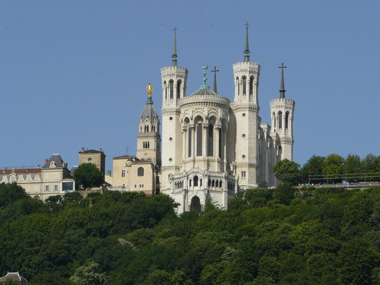 Basilique Notre Dame de Fourviere: amazing basilica and such a landmark