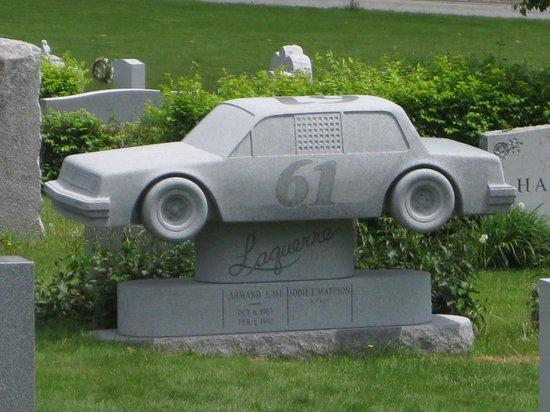 Hope Cemetery: Race