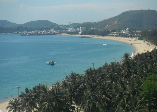 Novotel Nha Trang: Nha Trang beach