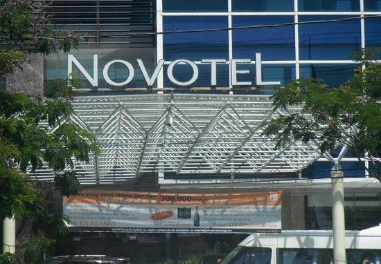 Novotel Nha Trang: Novotel Entrance