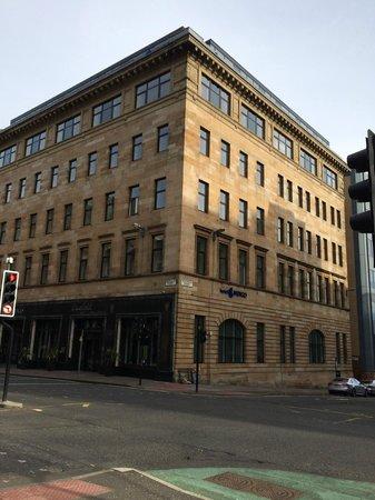 Hotel Indigo Glasgow: Lovely old building