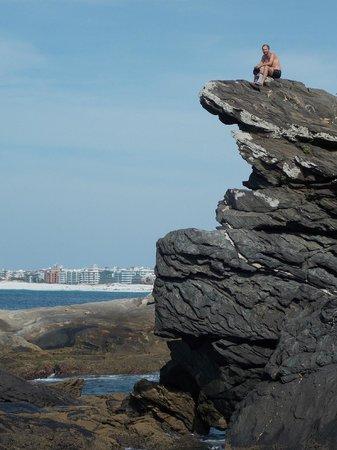Forte Beach : vista orla