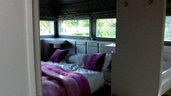 Le Sanglier Des Ardennes: suite slaapkamer