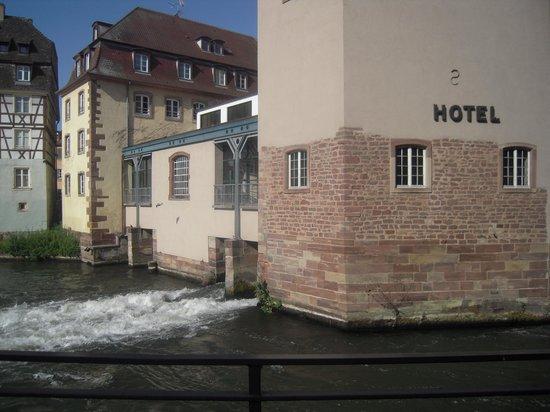 Régent Petite France & Spa : hotel 9