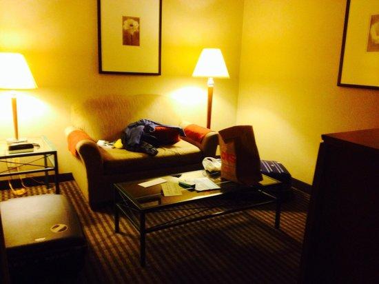 BEST WESTERN Royal Palace Inn & Suites: TV room