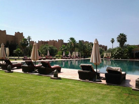 Sahara Palace Marrakech : Superbe piscine