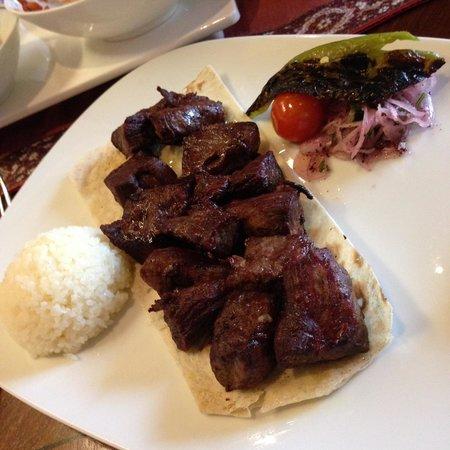 Jumeirah Zabeel Saray: Grilled Meats