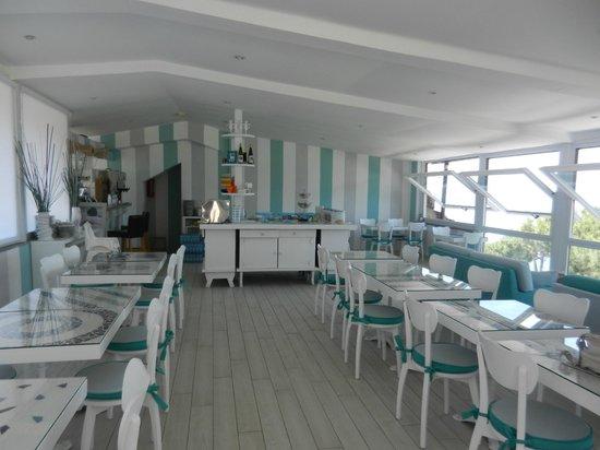 Hotel Residence Le Terrazze: Restaurant Petit Déjeuner