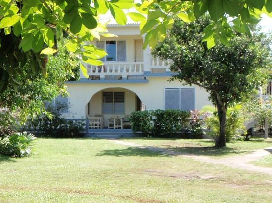 New Moon Cottage Negril Jamaika Review Guest House