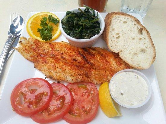 Greeter's Corner Restaurant: Lunch special