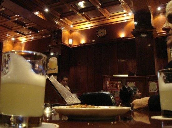 Maury Hotel: bar do hotel maury