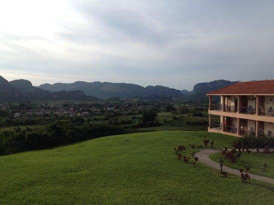 Horizontes La Ermita: lower aera rooms