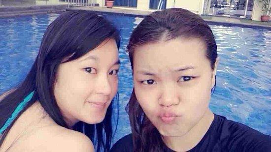Ming Garden Hotel & Residences: Swimming Pool