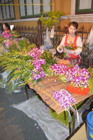 Pak Khlong Talat (Flower Market): flowers!