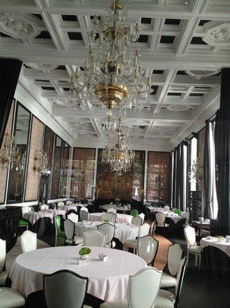 Hotel Infante Sagres: delicias