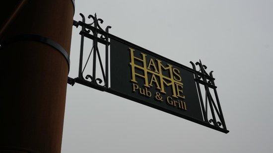 Hams Hame: Restaurant