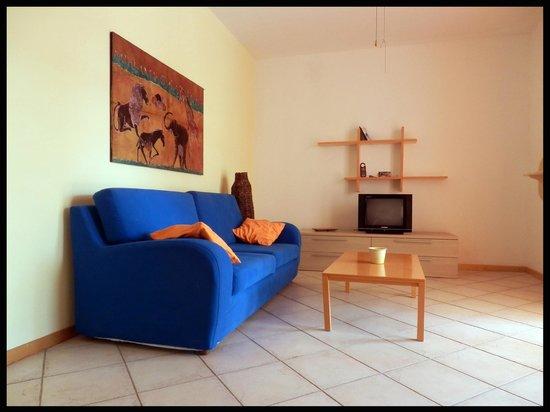 Hotel Estoril : Appartamento soggiorno
