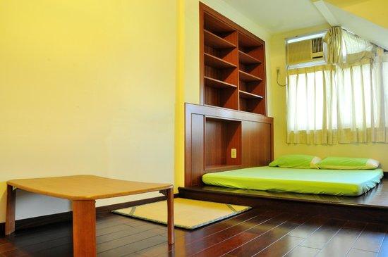 Darwin's Hostel Tainan Center : Japanese style double