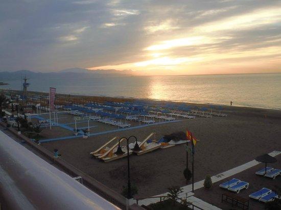 Hotel Mediterráneo Carihuela: Sunrise