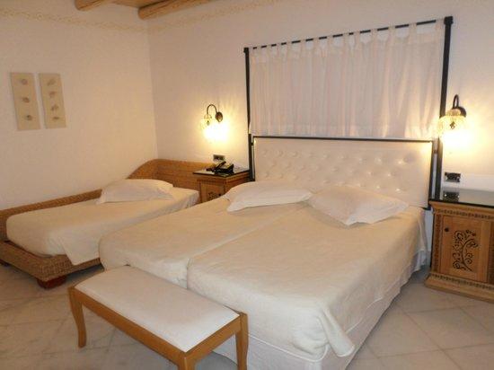 Mitsis Blue Domes Resort & Spa: Room 745