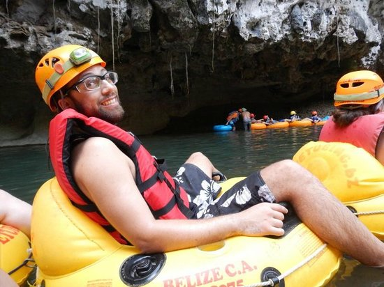 Cave Tubing.Bz : The cave.