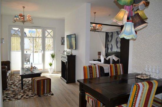 Aparthotel Bernstein: Junior Suite