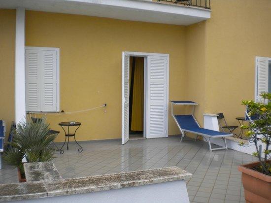 Hotel Terme Vinetum: terrazzino camera