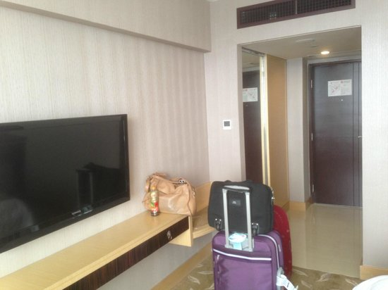 Landmark Canton Hotel : 房間