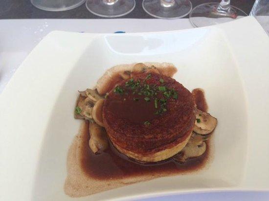 Le comptoir à Bulles : Moelleux au foie gras